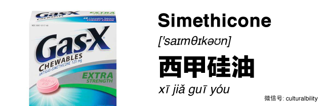 simethicone gas-x in chinese western medicine in china culturalbility
