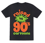 90s cartoons tshirt culturalbility usa culture china