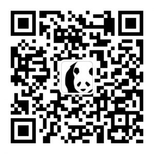 Add us on Wechat! culturalbility qr code