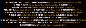hamilton mixtape tracklist pop culture music china culturalbility